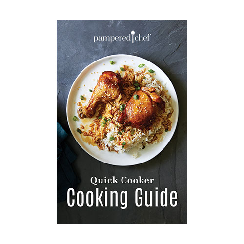 Replacement Quick Cooker Cooking Guide