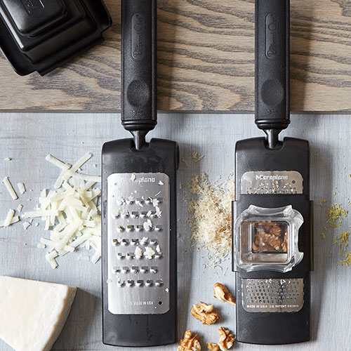 Microplane Adjustable Grater Set