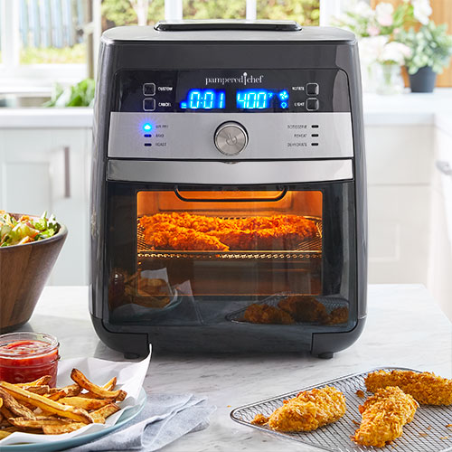 Play Deluxe Air Fryer Video