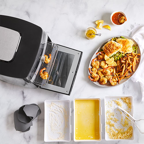 Deluxe Air Fryer Meal Set