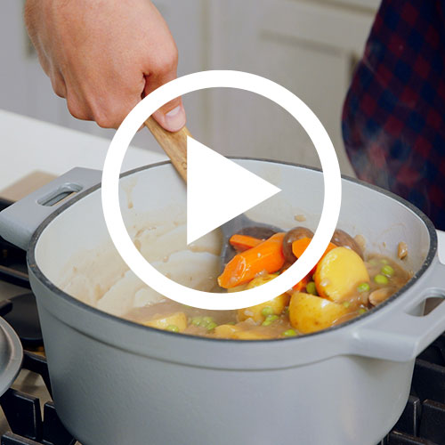 Play 2-qt. Enameled Cast Iron Baker Video
