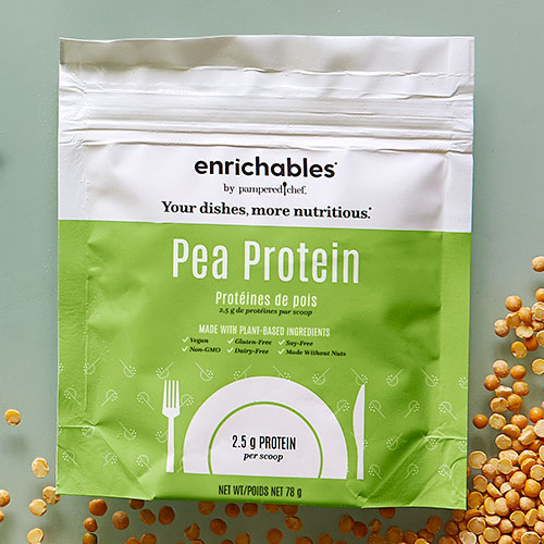 Pea Protein/US