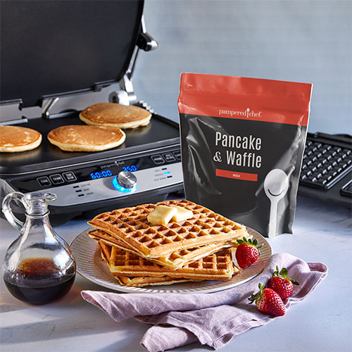 Deluxe Electric Grill & Griddle Set