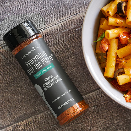 Everything but the Pizza Seasoning