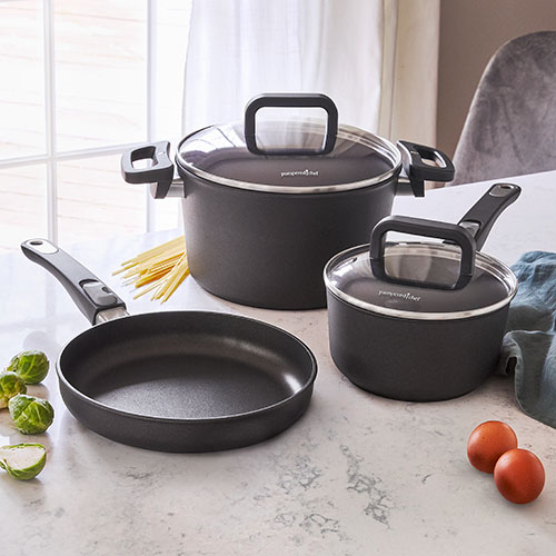 5-Piece Nonstick Cookware Set