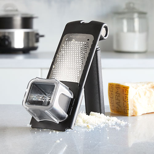 Microplane<sup>®</sup> Adjustable Fine Grater