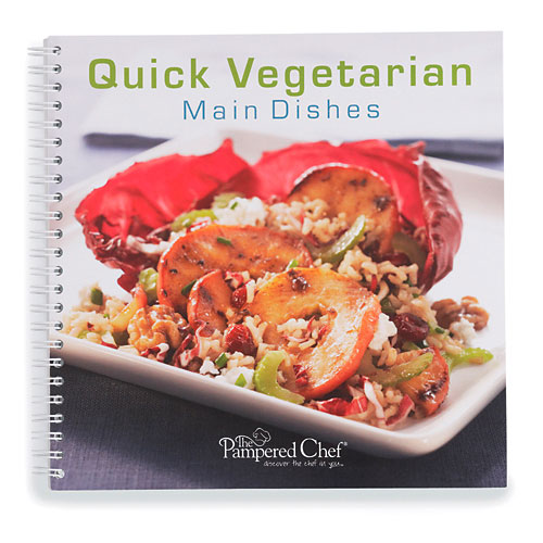 Quick Vegetarian Main Dishes