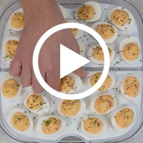 Play Large Square Cool & Serve Video