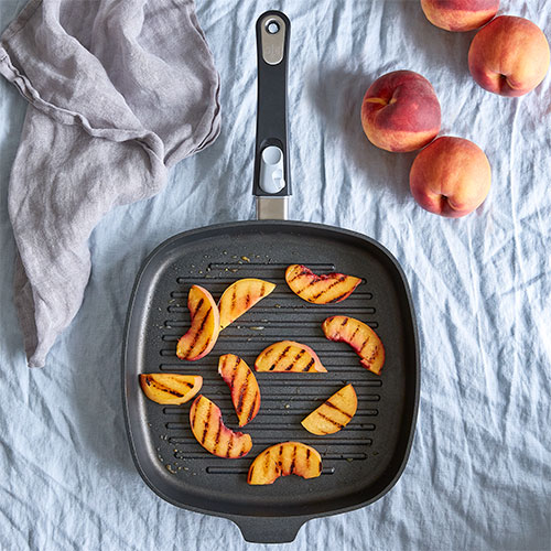 Nonstick Grill Pan Shop Pampered Chef Us Site