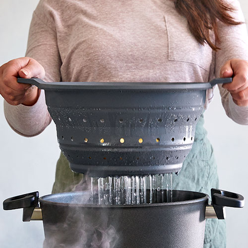 Multipot With Collapsible Steamer