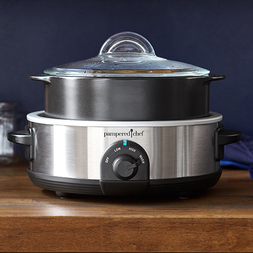 Rockcrok 4-qt. Slow Cooker Set