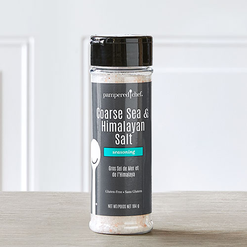Coarse Sea & Himalayan Salt
