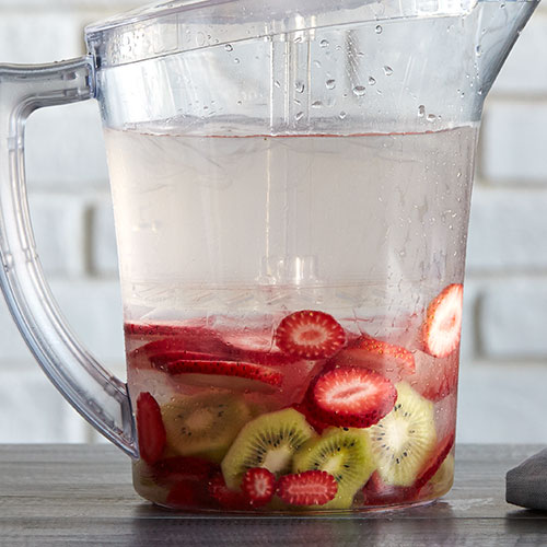 Strawberry-Kiwi Water