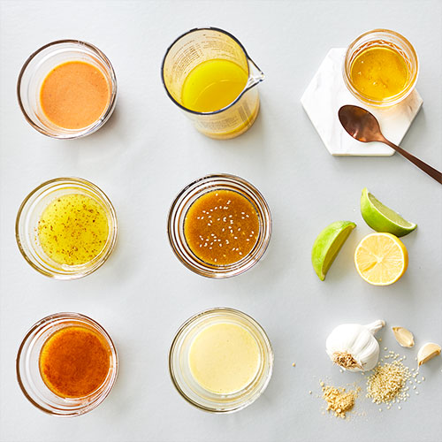 Basic Vinaigrette & Variations