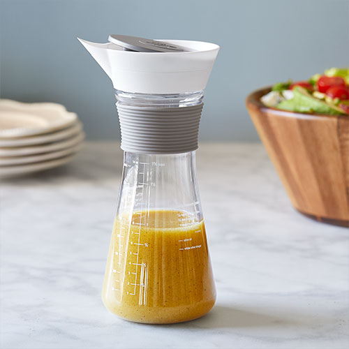 Simple Vinaigrette & Variations