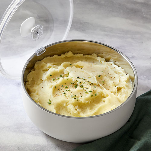 Quick Cooker Mashed Potatoes