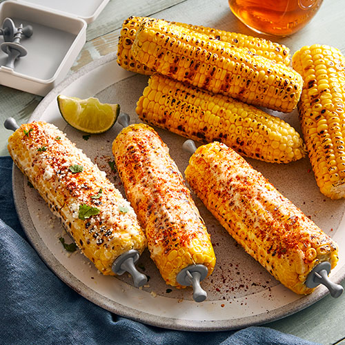 Mexican Corn on the Cob