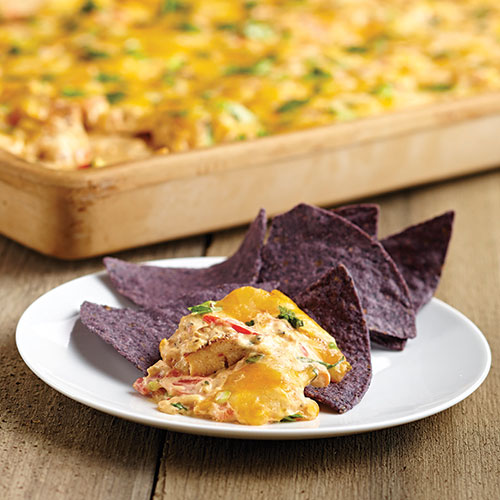 Chipotle Chicken Nacho Dip