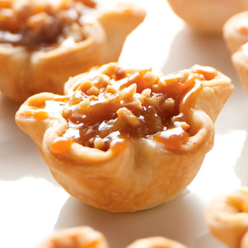 Taffy Apple Tartlets