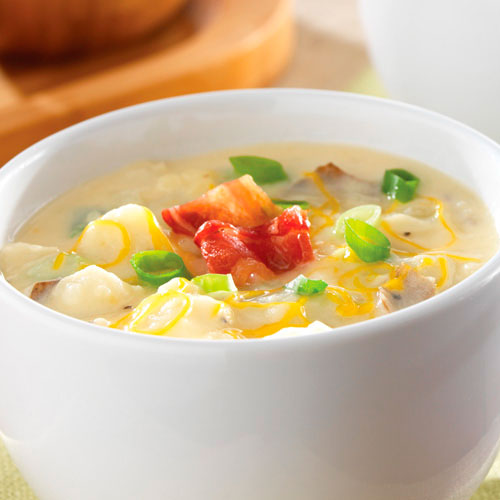Loaded Baked Potato Chowder